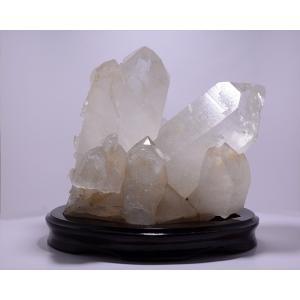 白水晶原石 9.60kg|gallery2100