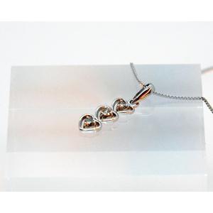 ダイアモンド ネックレス (Diamond Necklace )DP27  0.11cts K18WGチェーン付属|gallery2100|04