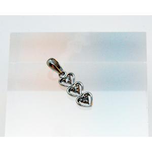 ダイアモンド ネックレス (Diamond Necklace )DP27  0.11cts K18WGチェーン付属|gallery2100|05
