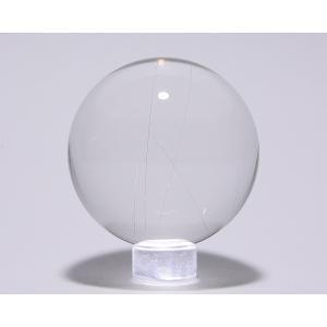 ルチル入り水晶丸玉40mm|gallery2100