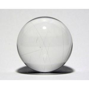 ルチル入り水晶丸玉35mm|gallery2100