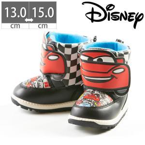 キッズ ベビー ブーツ 子ども こども 子供 靴 防寒 冬 プレゼント ディズニー カーズ Disney Cars 出産祝い DS7155|gallerymc