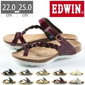 【商品情報】 ブランド:EDWIN ( エドウィン ) 素材:アッパー/PVC,ソール/EVA 生産...