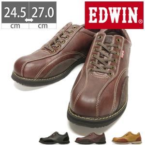 エドウィン メンズ スニーカー カジュアル ウォーキング シューズ 靴 紳士 紳士靴 EDM 5550|gallerymc