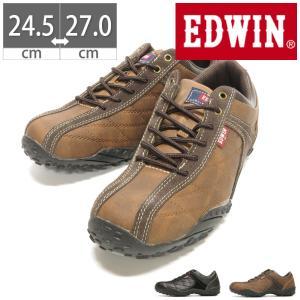 エドウィン EDWIN メンズ スニーカー カジュアル ウォーキング シューズ 靴 紳士 紳士靴 EDM 6100|gallerymc