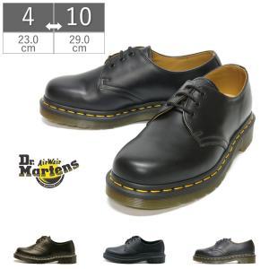 ドクターマーチン Dr.Martens 正規代理店商品  3ホール ブーツ CORE 1461 3EYE SHOES 4 5 6 23 24 25 フットプレイス ギャラリー|gallerymc
