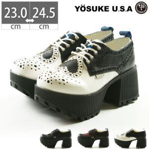 ヒール YOSUKE 歩きやすい22.5 23 23.5 24 24.5  フットプレイス ギャラリー|gallerymc