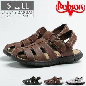 ボブソン Bobson メンズ 紳士 グラディエーター サンダル 51134 歩きやすい 軽量|gallerymc