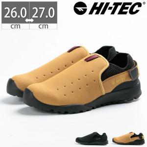 ムーンスター Moon Star ハイテック HI-TEC HT HKU14 アオラギ モック WP メンズ ユニセックス スニーカー モックタイプ シューズ 靴|gallerymc