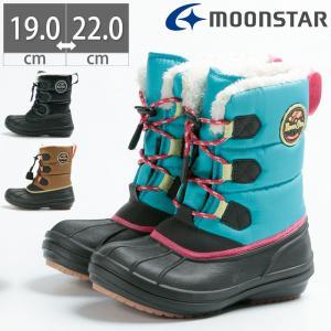 ムーンスター MoonStar ブーツ WPJ013 ボアブーツ キッズ ブーツ 防水 ★|gallerymc