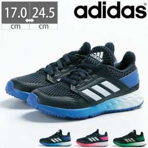 アディダス adidas アディダスファイト RC K キッズ ジュニア レディース シューズ スニーカー ランニング ウォーキング ジョギング ジム 男の子 女の子|gallerymc