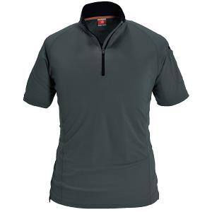 【バートル】415 半袖ジップシャツ|gallopworks
