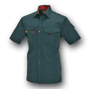 【バートル】8025 春夏用半袖シャツ|gallopworks