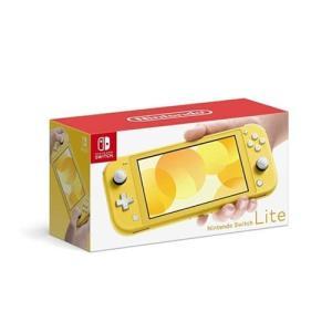 (新品/店印無)任天堂 Nintendo Switch Lite ニンテンドースイッチライト イエロ...
