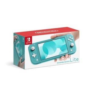 (新品/店印無)任天堂 Nintendo Switch Lite ニンテンドースイッチライト ターコ...