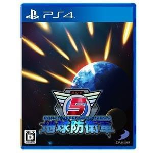 【即日出荷】PS4 地球防衛軍5  090868|gamedarake-store