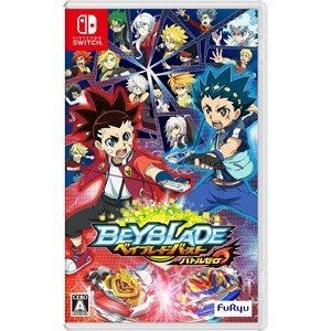 【即日出荷】(封入特典付)Nintendo Switch ベイブレードバースト バトルゼロ 050846 gamedarake-store