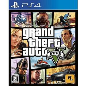 【即日出荷】PS4 Grand Theft Auto V (グランド・セフト・オートV) 廉価版  090334|gamedarake-store