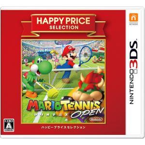 【即日出荷】3DS ハッピープライスセレクション マリオテニスオープン  020789|gamedarake-store