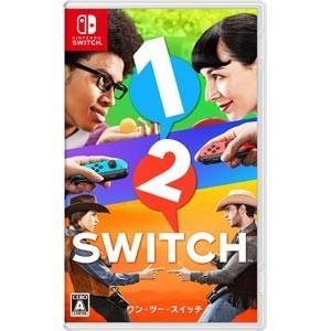 【即日出荷】Switch 1-2-Switchワンツースイッチ  050703|gamedarake-store