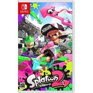 【即日出荷】Switch Splatoon 2 スプラトゥーン  050720|gamedarake-store