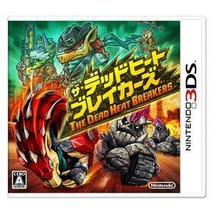 【即日出荷】3DS ザ・デッドヒートブレイカーズ 020921|gamedarake-store