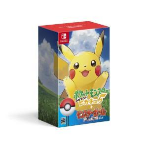 【即日出荷】Nintendo Switch ポケットモンスター Let's Go! ピカチュウ モンスターボール Plusセット 050881 gamedarake-store
