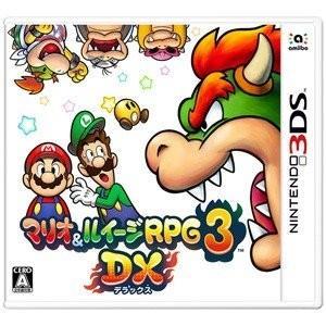 【取寄せ商品(当日〜)】3DS マリオ&ルイージRPG3 DX 020932 gamedarake-store