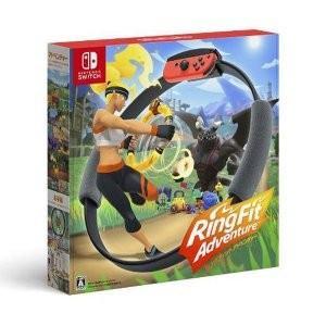 【即日出荷】Nintendo Switch リングフィット アドベンチャー 050206【ラッピング 対応不可】