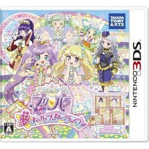 【即日出荷】(初回特典/封入特典付)3DS アイドルタイムプリパラ 夢オールスターライブ! 020884|gamedarake-store