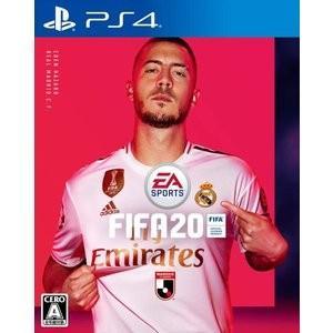 【即日出荷】PS4 FIFA 20 通常版 090187|gamedarake-store