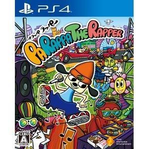 【即日出荷】PS4 パラッパラッパー  090704|gamedarake-store