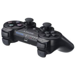 【即日出荷】PS3 ワイヤレスコントローラ DUALSHOCK3 ブラック 150872|gamedarake-store