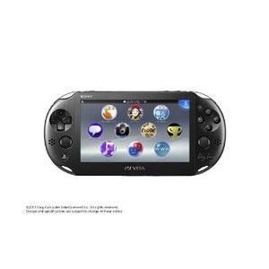 【送料無料!※一部地域除く・即日出荷】PSVita Wi-Fiモデル ブラック (PCH-2000) (PSVita本体) 140827|gamedarake-store