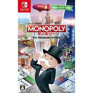 【即日出荷】Nintendo Switch モノポリー MONOPOLY 050747|gamedarake-store