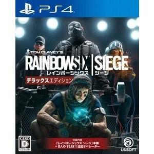 【即日出荷】レインボーシックス シージ デラックスエディション Rainbow Six Siege 090068|gamedarake-store