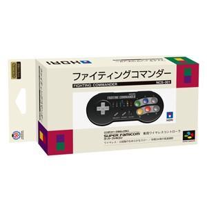 【即日出荷】ファイティングコマンダー for ニンテンドークラシックミニ スーパーファミコン HORI SFC ワイヤレスコントローラー  150627|gamedarake-store
