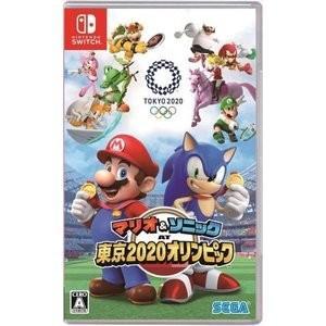 【即日出荷】Nintendo Switch マリオ&ソニック AT 東京2020オリンピック(TM)...