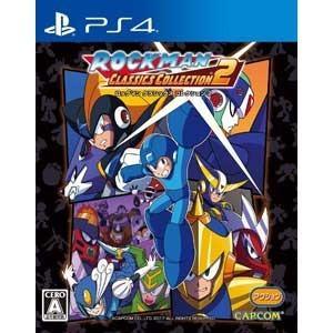 【即日出荷】(初回封入特典付)PS4 ロックマン クラシックス コレクション 2  090743|gamedarake-store