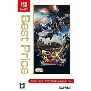 【即日出荷】Nintendo Switch モンスターハンターダブルクロス Nintendo Switch Ver. Best Price 050930|gamedarake-store