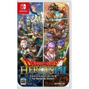 【取寄せ商品(当日〜)】Switch ドラゴンクエストヒーローズI・II for Nintendo Switch ドラクエ1・2  050706|gamedarake-store
