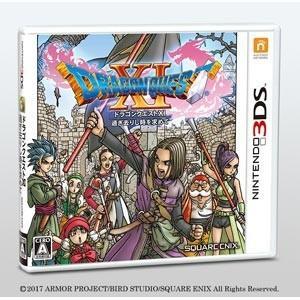 【即日出荷】(初回封入特典付)3DS ドラゴンクエストXI ...