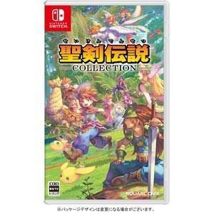 【取寄せ商品(当日〜)】Switch 聖剣伝説コレクション  050715|gamedarake-store