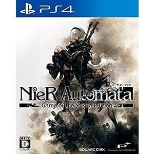 【即日出荷】PS4 NieR:Automata Game of the YoRHa Edition ニーアオートマタ GOTY 090595|gamedarake-store