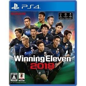 【即日出荷】(初回封入特典付)PS4 ウイニングイレブン 2018 ウイイレ 090773|gamedarake-store