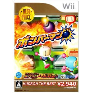 【即日出荷】Wii ボンバーマン ベスト 050369|gamedarake-store