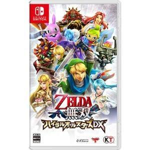 【即日出荷】Nintendo Switch ゼルダ無双 ハイラルオールスターズ DX 050786 gamedarake-store