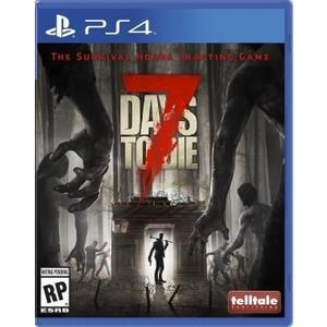 【即日出荷】PS4  7 Days to Die セブン デイズ トゥ ダイ (輸入北米版) 090526|gamedarake-store