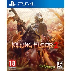 Killing Floor 2 (輸入版:UK・PS4)日本語対応版