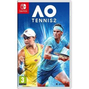 AO Tennis 2 (輸入版) - Nintendo Switch|gamers-world-choice